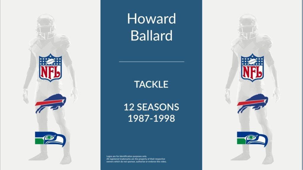 Howard Ballard: Football Tackle