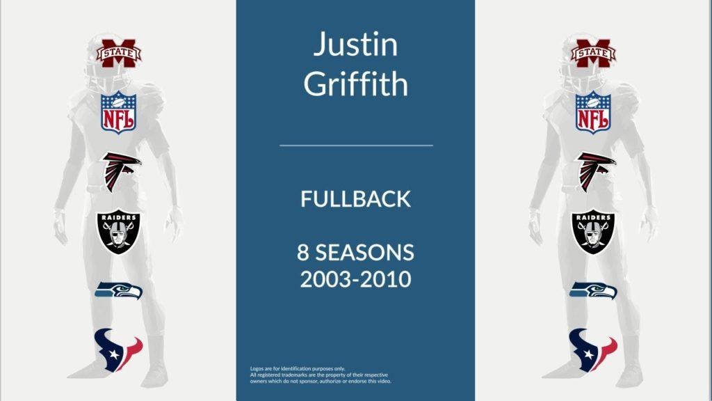 Justin Griffith: Football Fullback