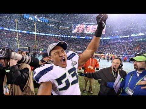 2013 – Super Bowl XLVIII MVP: Seattle Seahawks linebacker Malcolm Smith highlights
