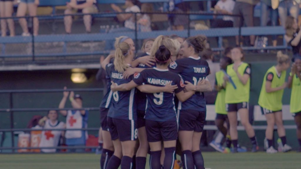 Seattle Reign FC goals vs Sky Blue FC on May 12, 2018
