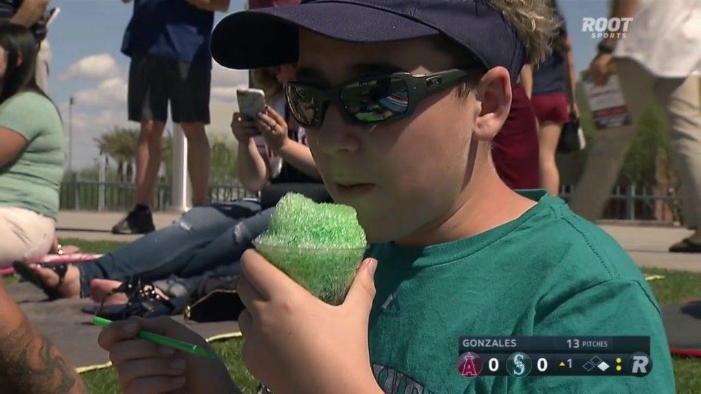 Los Angeles Angels vs Seattle Mariners | MLB 2018 Spring Training | 17/03/2018