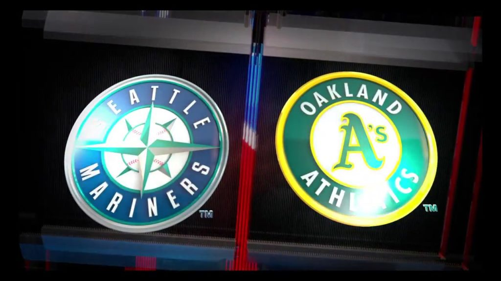 Seattle Mariners @ Oakland Athletics – May 23, 2018 – MLB The Show Prediction