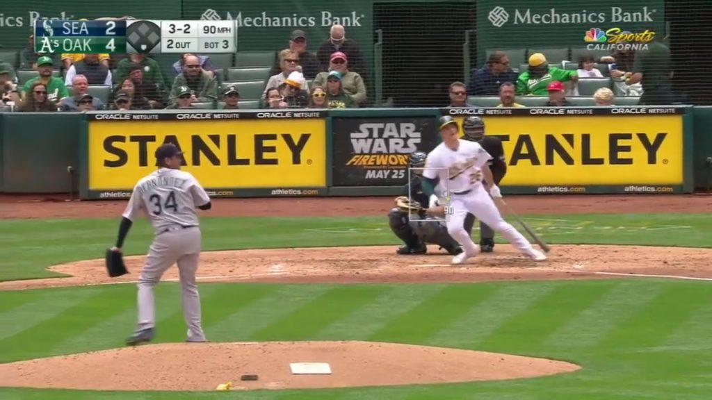 Seattle Mariners vs Oakland Athletics Full Game Highlights – May 24, 2018