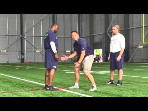 How To Tackle in Football -Seattle Seahawks Tackling Teaching Film