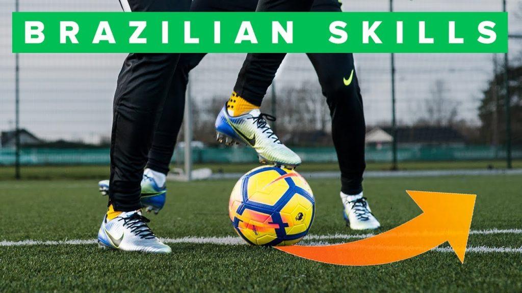 Learn 5 Cool Brazilian Football Skills