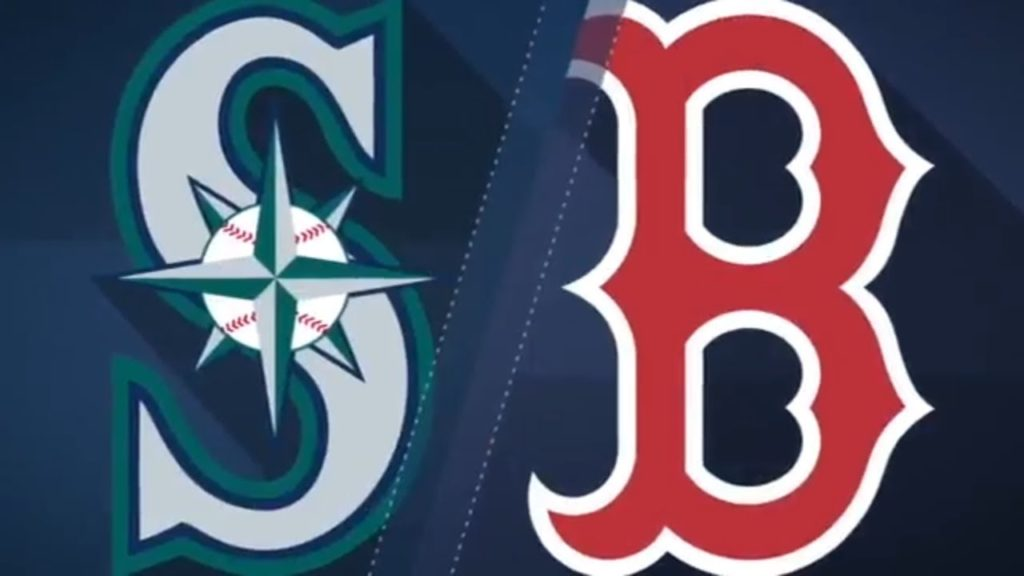 Seattle Mariners vs Boston Red Sox Full Game Highlights – June 23, 2018