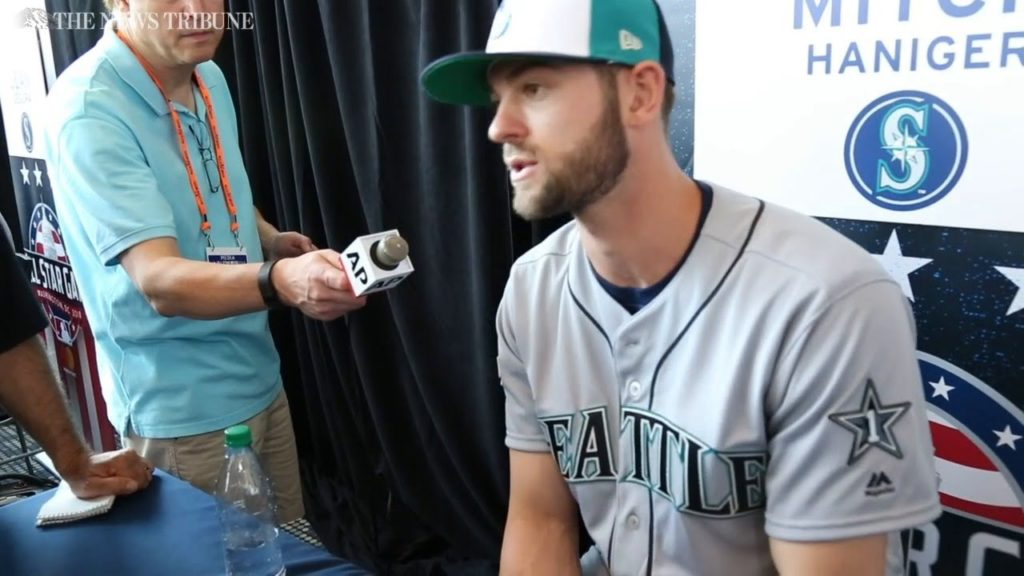 Mitch Haniger recounts story on how he became a Seattle Mariner