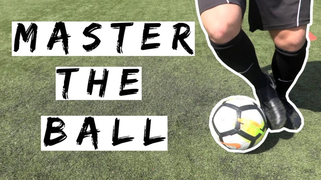 Ball Mastery – 15 Exercises to Improve Foot Skills and Ball Control