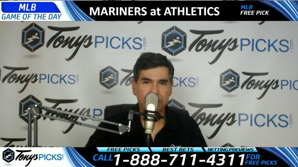 Seattle Mariners vs. Oakland Athletics Free Picks and Predictions 8/13/18
