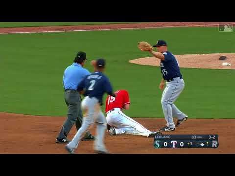Mariners vs  Rangers video 0806189