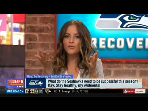 Road To Revovery  #GMFB – What Do The Seahawks Need To Be Successful This Season
