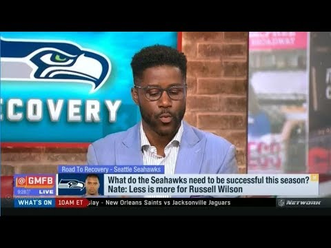 Road To Recovery: What do the Seahawks need to be successful this season? | GMFB