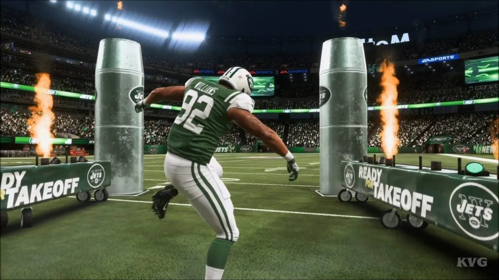 Madden NFL 19 – New York Jets vs Seattle Seahawks – Gameplay (HD) [1080p60FPS]