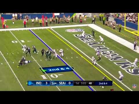 Colts vs Seahawks beast highlights