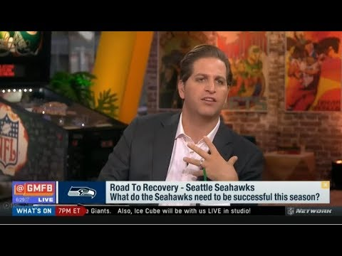 What do the Seahawks need to be successful this season | Road To Revovery | GMFB
