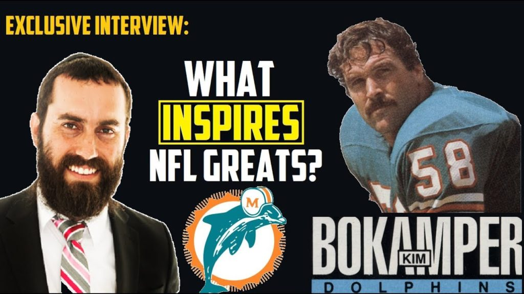 How To Become a Professional Football Player! [Interview with Miami Dolphin Kim Bokamper