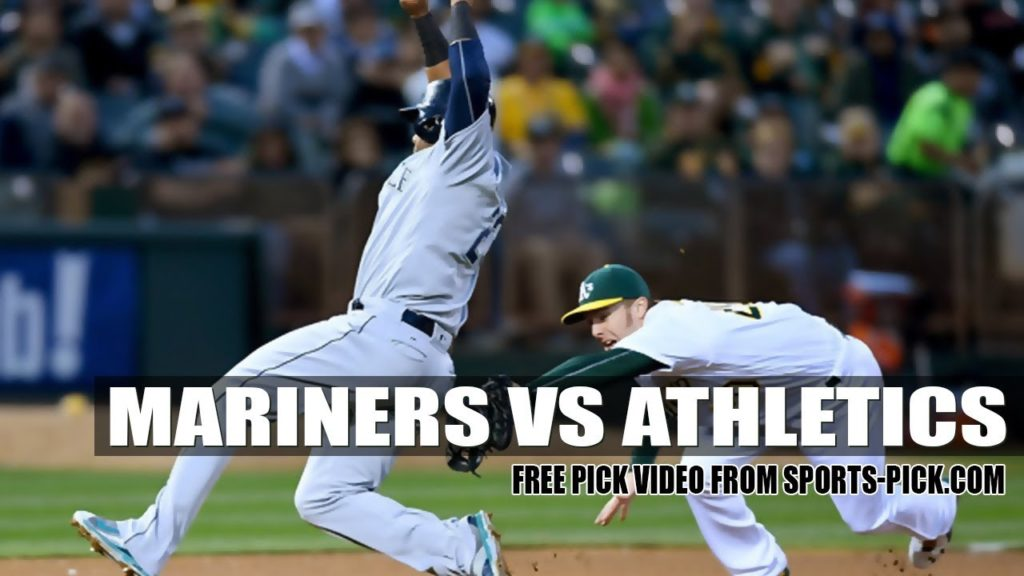 Seattle Mariners vs Oakland Athletics MLB Free Pick – Tuesday, August 14, 2018