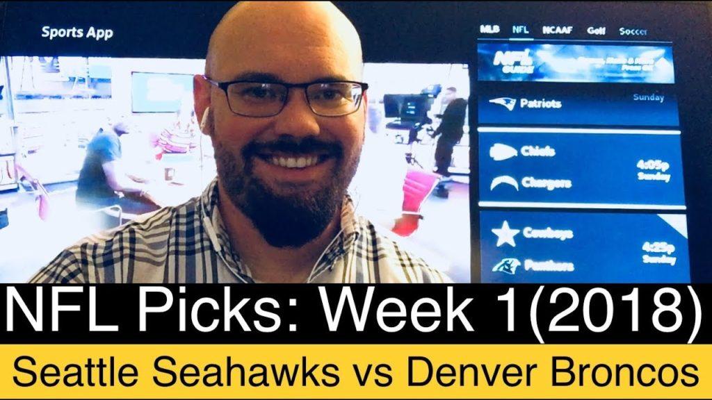 NFL Expert Picks - Week 2