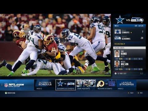 Seattle Seahawks vs Dallas Cowboys Live Stream EN VIVO