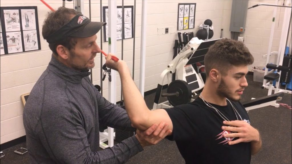 """QB Canada warm up exercises for the shoulder- From """"The Big Dawg"""""""