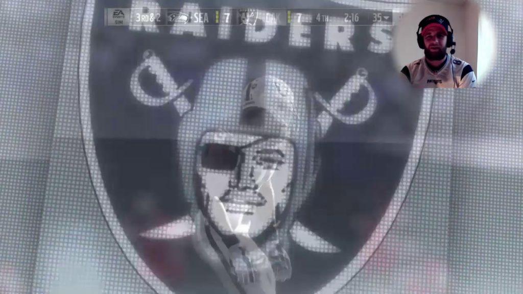 NFL Orakel 18/19|Seattle Seahawks @ Oakland Raiders