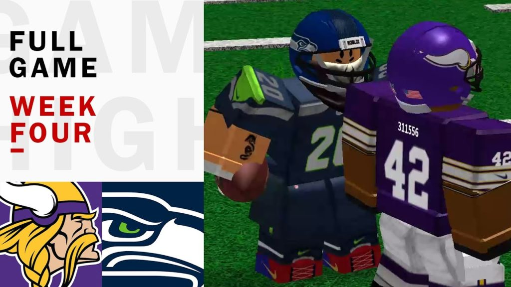 Vikings vs Seahawks | Week Four