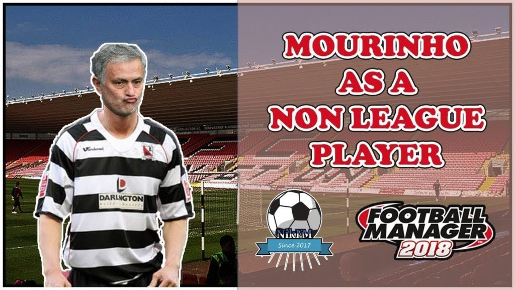 What if Jose Mourinho is a football player – FM18 Experiment (part 2)