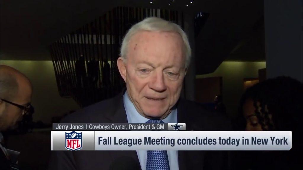 Jerry Jones on Seattle Seahawks future  'I can't imagine the Seahawks not in Seattle'