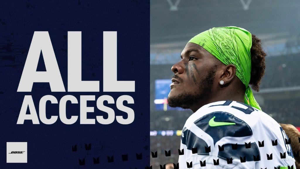 Seahawks All Access – Week 6 at Raiders
