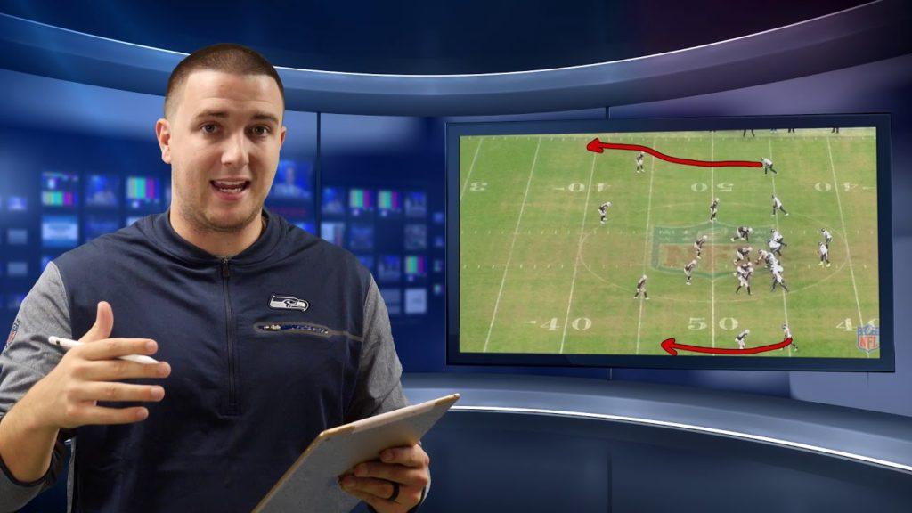 Jake Heaps' Film Room on Seahawks vs Raiders – wk6