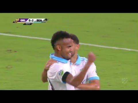 Handwalla Bwana Goal Seattle Sounders vs Orlando City 2 – 0 Highlight
