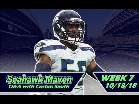 Seahawk Maven Q&A #5 (10-18-18)