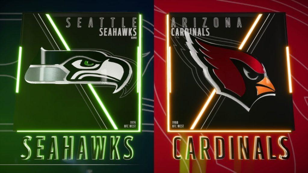 Madden NFL 19 Mock Franchise Week 4 – Seahawks vs Cardinals (Highlights)