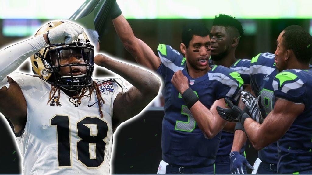 Seahawks vs Patriots Super Bowl Rematch! – Madden 19 Shaquem Griffin Career Mode – Part 20