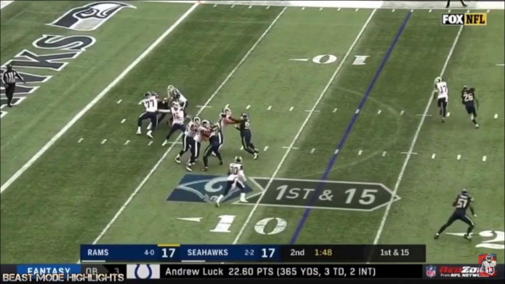 Tedric Thompson || Seattle Seahawks||LOB hit on Brandon Cooks