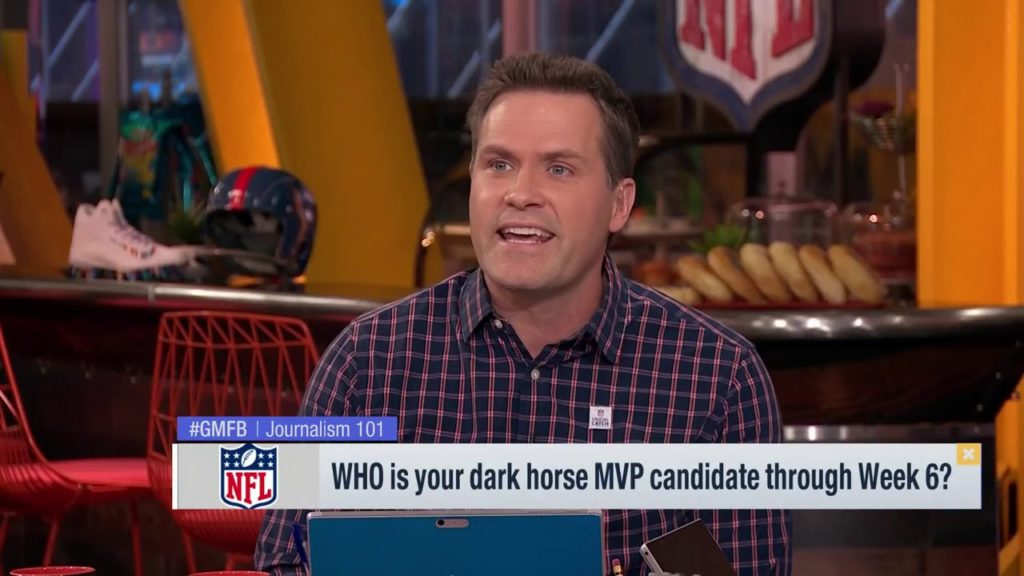 GMFB's dark horse MVP candidates through Week 6
