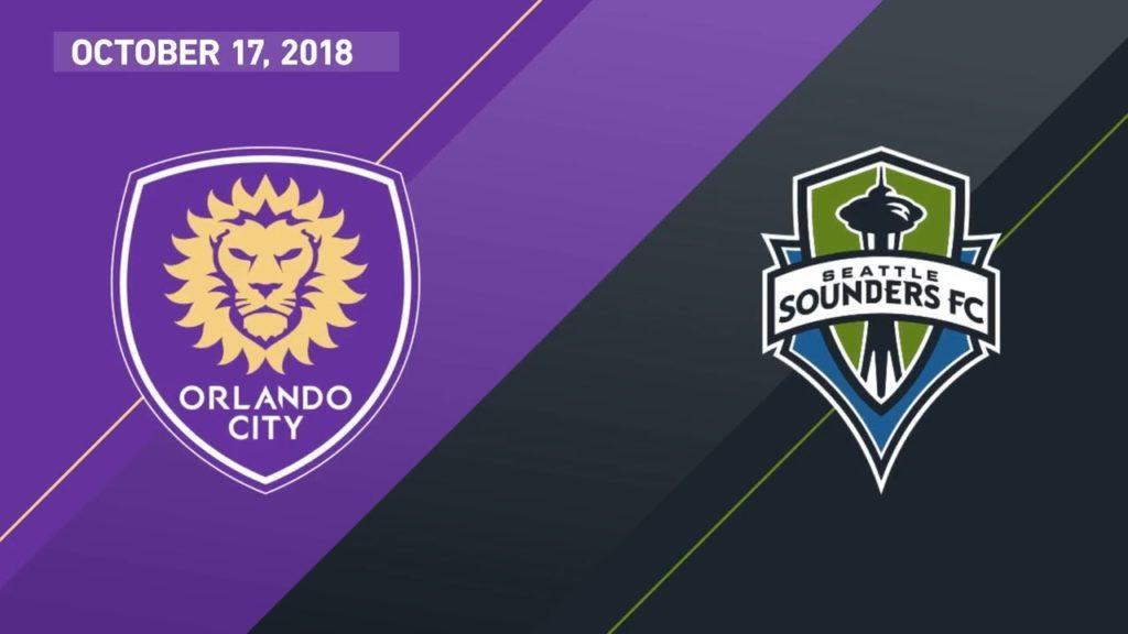 HIGHLIGHTS: Orlando City SC vs. Seattle Sounders FC | October 17, 2018