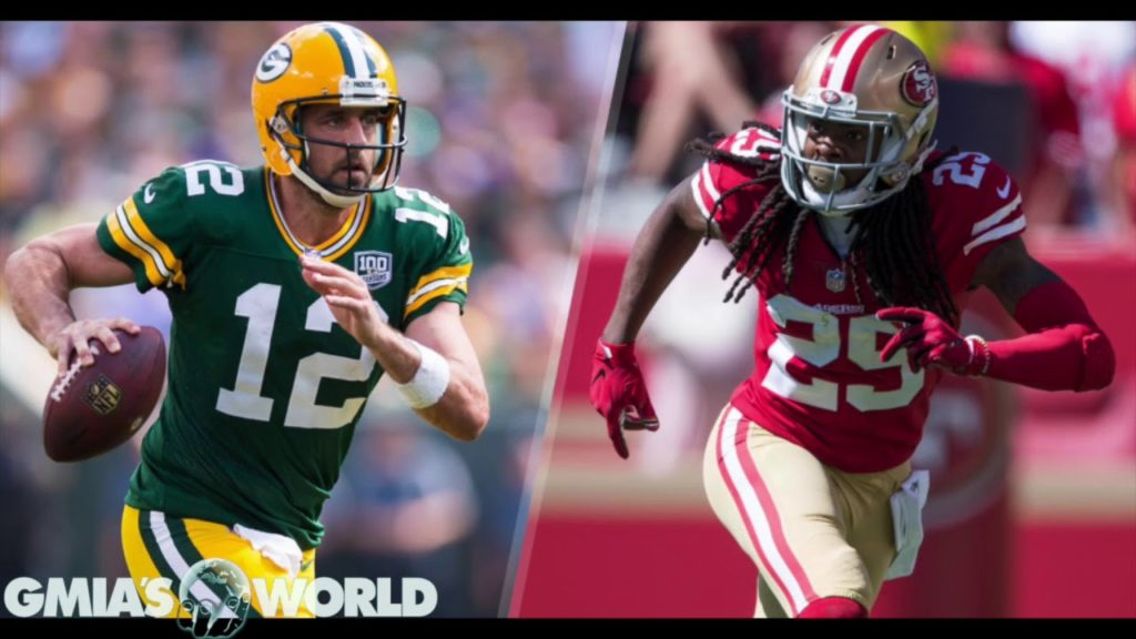 WOW! Richard Sherman Costs the 49ers the game on Monday Night Football Vs The Green Bay Packers
