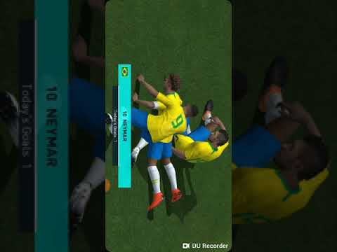 How to play counter attacking football with neymar