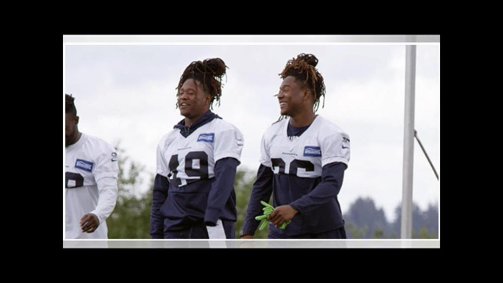 The childhood pact that kept the Seahawks' Shaquill and Shaquem Griffin together
