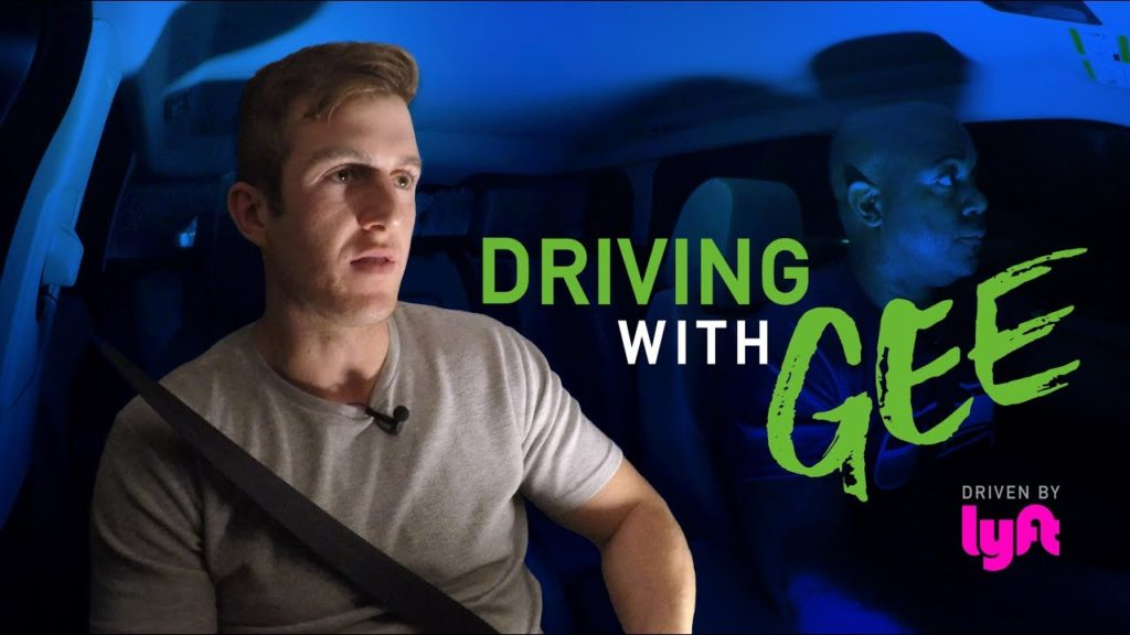 Driving with Gee – Michael Dickson Heads to Taste of the Seahawks