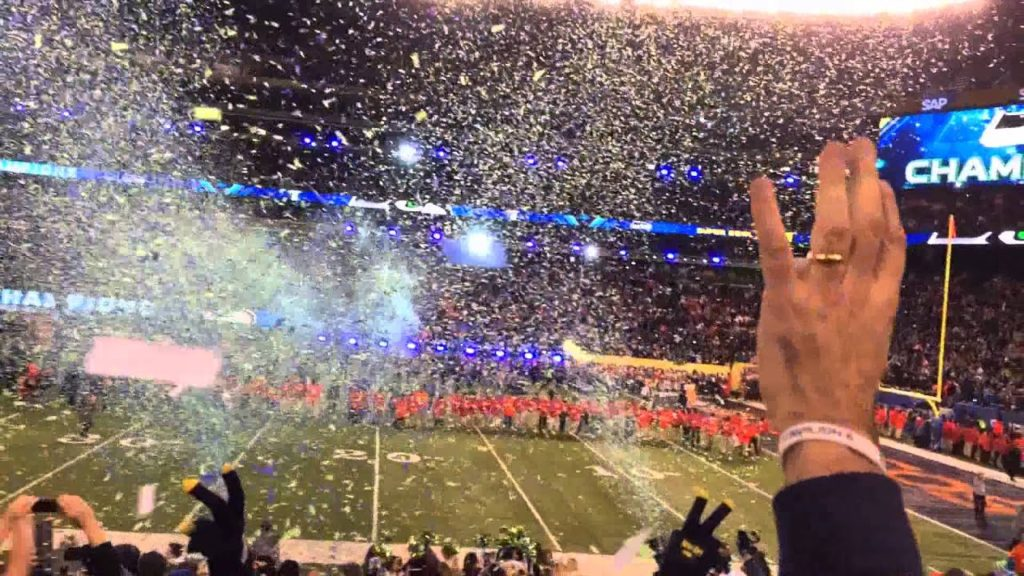 Seahawks Win Super Bowl 48!