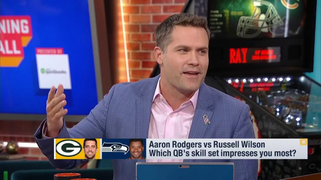 Who's more impressive – Packers QB Aaron Rodgers or Seahawks QB Russell Wilson?