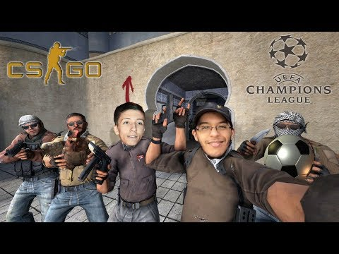 How To Play Football On CS GO feat SeD1k – Counter-Strike: Global Offensive