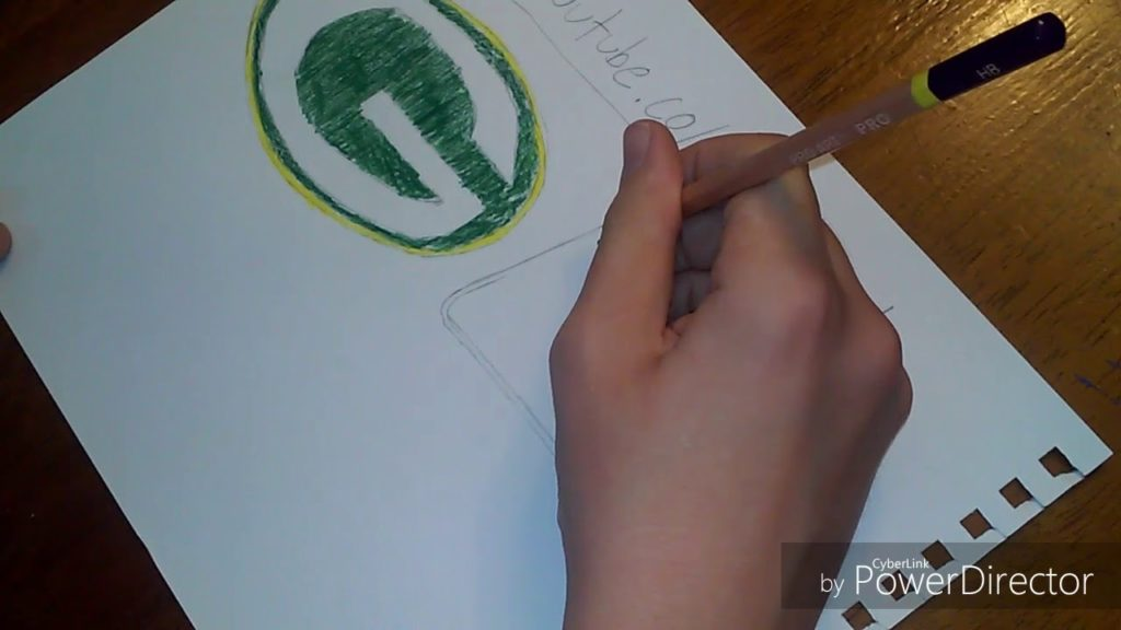 How to Draw the Packers and Seahawks logos|Thursday Night Football|