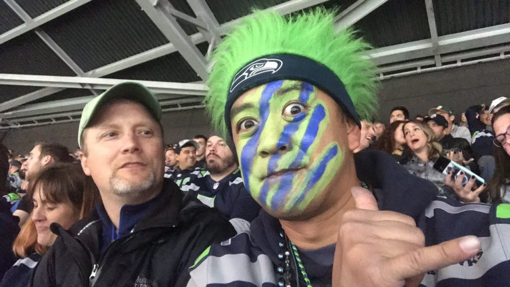 Seahawks vs Packers 2nd Qtr