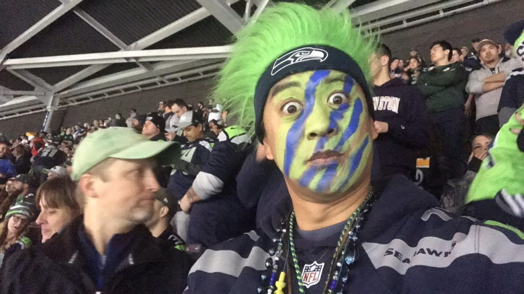 Reacting to Seahawks vs Packers 2nd Qtr