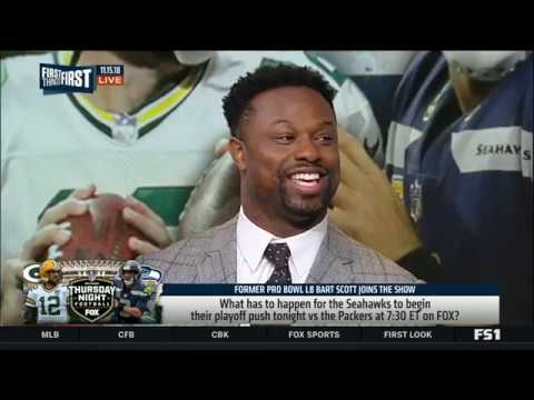 """[BREAKING!!!]BART: Russell Wilson right Seahawks are """"championship-caliber"""" team