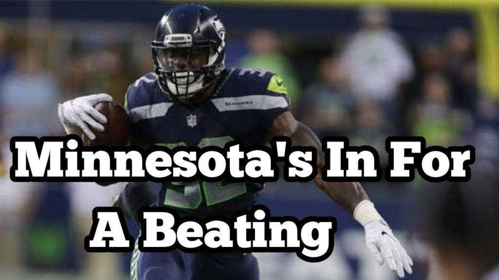 Seahawks vs Vikings Pre Game