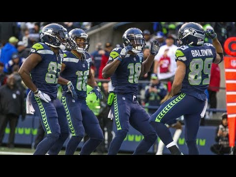 Funny Seahawks Celebrations 2018 (Half Season)